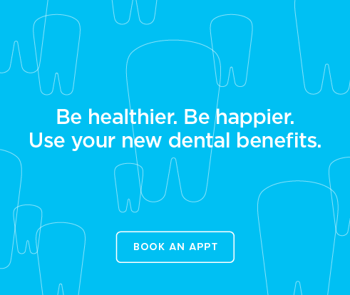 Be Heathier, Be Happier. Use your new dental benefits. - Wesley Chapel Smiles Dentistry